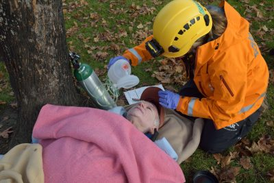 Salt Spring Search and Rescue First Aid