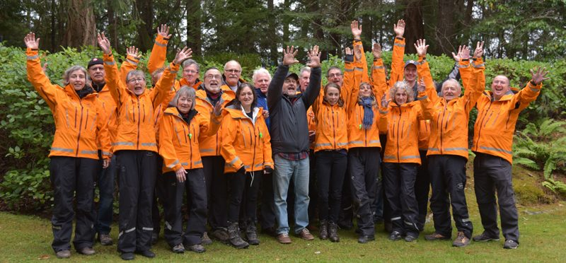 Salt Spring Island Search and Rescue - Contact Us