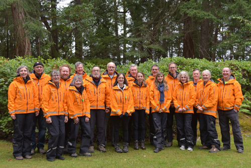 Salt Spring Island Search and Rescue Membership